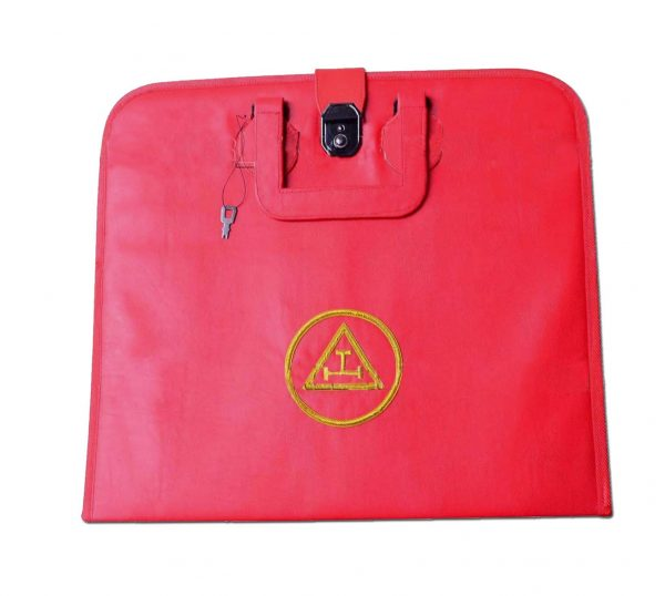 Masonic Apron Case - Royal Arch